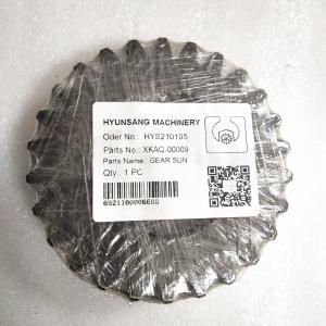 Wholesale Swing Reduction Gear Gear-1 Sun XKAQ-00009 XKAQ-00392 XKAQ-00195 For Hyundai R320LC7 from china suppliers
