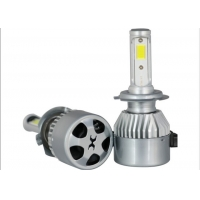 Wholesale Fanless 12v 3600lm COB 40w Led Headlight Bulbs For Used Cars from china suppliers