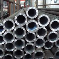Wholesale Hot Rolled Thick Wall Steel Tubing , ID 45mm - 500mm ASTM Seamless Steel Tube from china suppliers