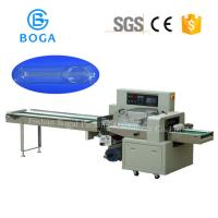 Wholesale Sami Automatic Pillow Wrapping Machine / Fork Spoon Packaging Machine from china suppliers