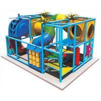 Wholesale Lovable Kids Indoor Playground Equipments with Three Plastic Nets A-08902  from china suppliers