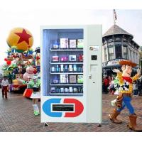 Buy cheap Snack Drink Canned Drinks Intelligence Automatic Vending Machine Self Service from wholesalers