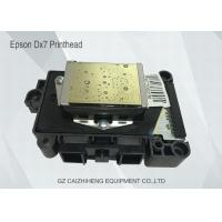 China Large Format Printer Print Head Waterbased Japanese Epson DX7 Printhead on sale