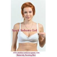 Wholesale Soft Seamless Maternity Belly Bands , Fabric Nursing Bra For Pregnancy from china suppliers