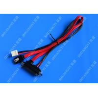 Wholesale Sata Connector 7+15 7in to 7 Pin Sata Cable Power Cable 100mm from china suppliers