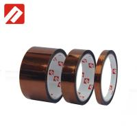Wholesale Free sample ! 260 degree heat resistant polyimide 3D printer protection brown adhesive tape from china suppliers