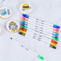 Wholesale Food Decorating Edible Marker Pen Thick And Fine Tip With Customized Logo from china suppliers