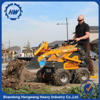 China Multifunctional China Cheap Skid Steer For Sale on sale