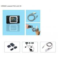 "Wholesale finger oximeter.Mini,Can measure SPO2 and PR display,1.8"" 65K color,TFT display screen ,Oximeter-CMS60C from china suppliers"