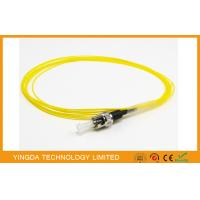 Wholesale ST Pigtail Singlemode, Fiber Optic Pigtail ST SM 9/125 3M Loose Easy Peel Cable Jacket from china suppliers