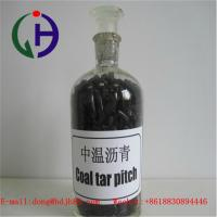 Buy cheap Pencil Shaped Coal Tar Pitch Diameter 5 Mm And 20 - 30 Mm Length For Aluminium from wholesalers