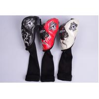 Buy cheap golf wood headcover & Wood head from wholesalers