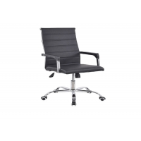 Wholesale Low Back Black Executive Office Chair For Meeting Room from china suppliers