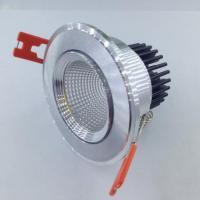 Wholesale 220V 18watt 1500LM Cob Led Downlight Beam Angle 45 for Bathroom / Kitchen from china suppliers