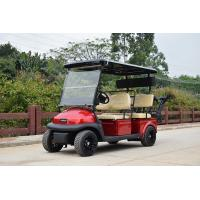 Buy cheap KDS Motor 4 Person Golf Cart WIde And Soft Seat Bottom And Backrest from wholesalers