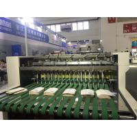 Quality FDQ-1200*780 Roll paper flatbed die cutting and Needle type stripping for paper for sale