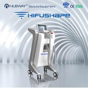 Wholesale Hifu shape body slimming machine beauty salon equipment Nubway from china suppliers