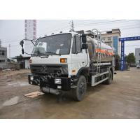 Wholesale Aviation Kerosene Fuel Dispenser Truck , 10 Tons Gas Delivery Truck Customized LOGO Design from china suppliers