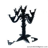Wholesale CH (15) Modern clear acrylic candelabra from china suppliers