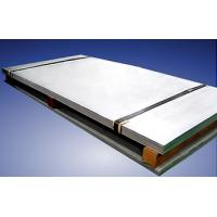 BA Finish 16 Gauge Stainless Steel Sheet , Cold Rolled Stainless Steel Plate