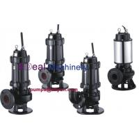 China 5. WQ	Submersible Sewage Pump      Ideal pump    11 on sale