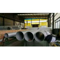 Wholesale OEM ODM 304 Stainless Steel Seamless Tube / Piping 3mm - 50mm Wall Thickness from china suppliers