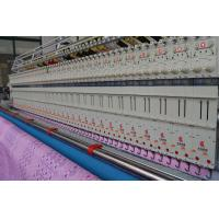 Wholesale computerized 33 heads Quilting embroidery machine for home textile, mattress, curtain, cushion, blanket, apparel... from china suppliers