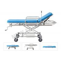 Wholesale Aluminum Alloy Detachable Hospital Medical Transfer Patient Stretcher Trolley from china suppliers