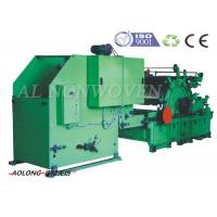 1.8M Carpet Cotton Nonwoven Carding Machine CE / ISO9001