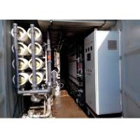Buy cheap Wind and Solar energy system powered Containerized Automatic Water Purifier and from wholesalers