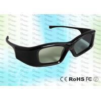 Wholesale Universal micro USB Rechargeable cinema IR 3D glasses GT400 cinema kit use  from china suppliers