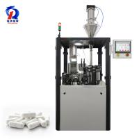 Quality Pharmaceutical Powder Hard Gelatin Fully Automatic Capsule Filling Machine for sale