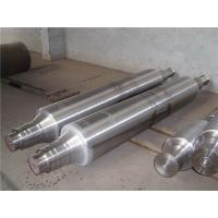 Custom Forming Rolls For Rolling Mills  Steel Forging Cast Iron Roll Length 2350 - 2800 mm