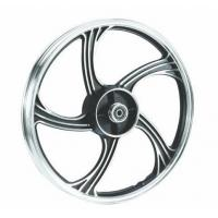 Wholesale Alloy Motorcycle Wheel Parts A356 DIsc Type Customized Color / Size from china suppliers