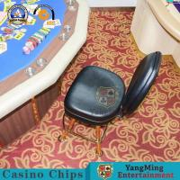 Wholesale Height 133cm Casino Gaming Chairs Slot Machine Adjustable Blackjack Games Chair from china suppliers
