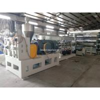 Wholesale Economic PP PS PE plastic Sheet Extrusion Line Integrated Design Large Thrust Bearing from china suppliers