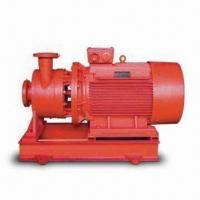 Wholesale Single Stage Fire-fighting Pump with Single Suction and 18 to 720m³/h Flow from china suppliers