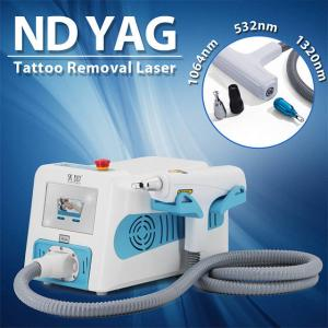 Wholesale ISO Pulse 6ns 1064Nm 532Nm Laser Tattoo Removal Device from china suppliers