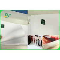 Wholesale Long Grain High Whiteness Wood Free Offset Paper Uncoated Pure Wood Pulp FSC from china suppliers