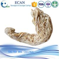 Wholesale China 38/40 Caliber Good Quality Natural Hog Sausage Casings,Salted Sausage Casing 40/42 from china suppliers