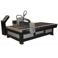 Wholesale Computer Controlled CNC Plasma Metal Cutting Machine 1300 * 2500mm Low Powper Consumption from china suppliers