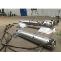 China Sea Water Submersible Pump For Seafood Factory on sale