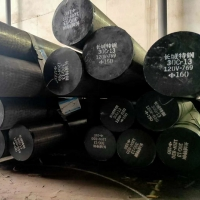 Wholesale DIN 1.4477 Stainless Steel Round Bar X2CrNiMoN29-7-2Stainless Steel Bar 10 - 350mm from china suppliers