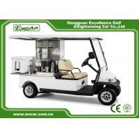 Wholesale Utility Electric Cart For Tourist With Trojan Battery/Curtis Controller from china suppliers