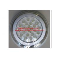 China 12w - 81w Big Power Led Underwater Swimming Pool Lights With White / Blue Ring on sale