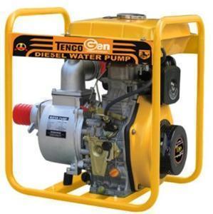 China 4 Inch Diesel Water Pump (TDP40) on sale
