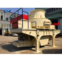 Wholesale Beautiful Artificial Sand Making Machine , Energy Efficient Impact Crusher Machine from china suppliers