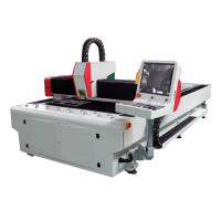 Wholesale Galvanized Steel Laser Cutting Machine , Industrial Laser Cutter Stable Performance from china suppliers