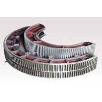 Wholesale OEM Size Mining Equipment Spare Parts Annular Gear Long Lifespan from china suppliers