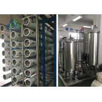 Wholesale Desalination Of Sea Water Ro Plant / Ro Membrane Seawater Desalination from china suppliers
